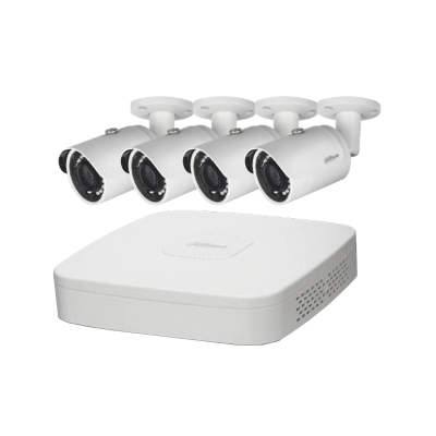 videosurveillance : caméra et enregistreur Dahua
